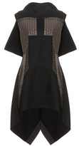 Rick Owens Sphinx Embellished Wool-blend Top