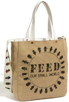 Disney, It's a Small World by FEED 'Feed Our Small World' Tote