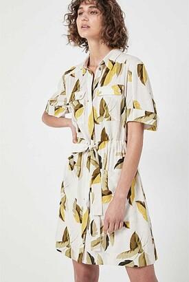 Witchery Printed Shirt Dress