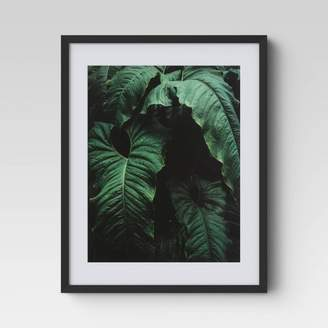 "Minted Project 62 16"" x 20"" Green Palm Framed Print - Project 62TM"