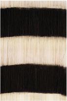 ALOXXI HairUware Clip-in Bright Stripes White/Black