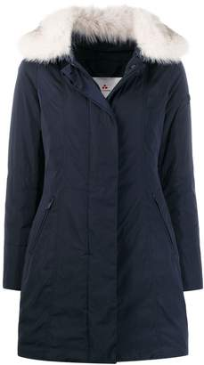 Peuterey zipped parka coat