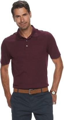 Croft & Barrow Men's Easy-Care Extra Soft Pocket Polo
