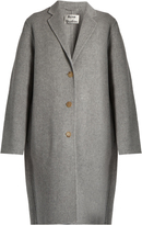 Acne Studios Avalon Doublé wool-blend coat