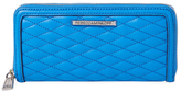Rebecca Minkoff Ava Quilted Leather Zip Around Wallet