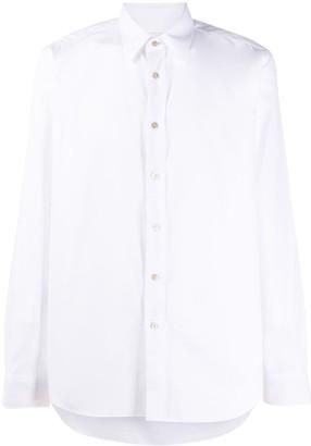 Paul Smith Artist Stripe tailored shirt