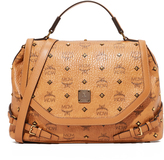 MCM Visettos Top Handle Satchel