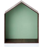 ferm LIVING Green House Shelf