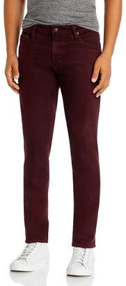 AG Jeans Tellis Slim Fit Jeans in 7 Years Boysenberry