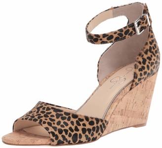 Jessica Simpson Women's Cervena2 Wedge Sandal