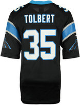 Nike Men's Mike Tolbert Carolina Panthers Game Jersey