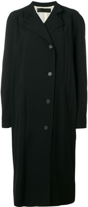 Haider Ackermann Single Breasted Coat
