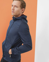 Hooded Windcheater Jacket