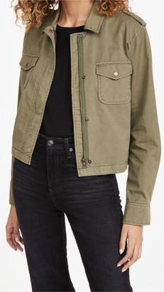 Velvet Twill Jacket