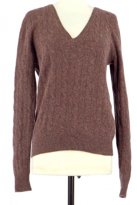 Ralph Lauren Purple Wool Knitwear for Women