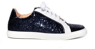 LK Bennett Liza Glitter Sneaker