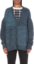 The Elder Statesman Ted chunky-knit cardigan