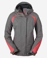 Eddie Bauer Women's Powder Search 3-in-1 Jacket