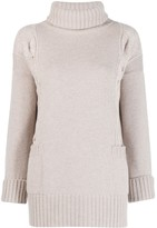 Lorena Antoniazzi roll-neck jumper