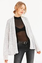 BDG Joey Textured Dolman Cardigan