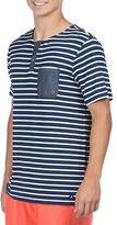Sperry Gunner Short Sleeved Henley