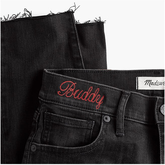 Madewell Taller Slim Straight Jeans: Drop-Hem Edition