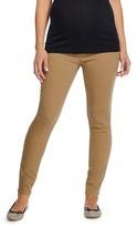 Liz Lange Maternity Inset Under the Belly Khaki Jeggings - Liz Lange® for Target