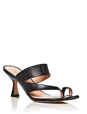 Stuart Weitzman Women's Lyla Toe Ring Sandals