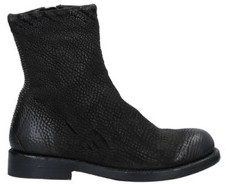 Isaac Sellam THE LAST CONSPIRACY x Ankle boots