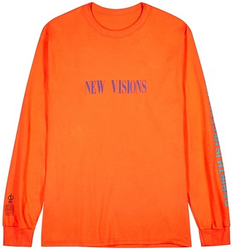Darkoveli New Vision Printed Cotton Top