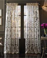 """J Queen New York Tango Sheer 50"""" x 108"""" Window Panel"""
