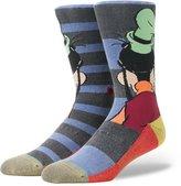 Stance Disney's Boys Goofy Crew Socks Bue
