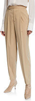 Ralph Lauren Collection Bryen Gabardine Menswear Pants