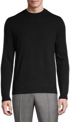 HUGO BOSS Berdo Virgin Wool Sweater