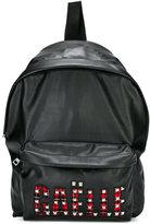 Gaelle Paris Kids backpack with appliqué