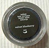 Bare Escentuals Eye Shadow - Mini Sized 0.01oz/0.28grams (velvet blueberry)