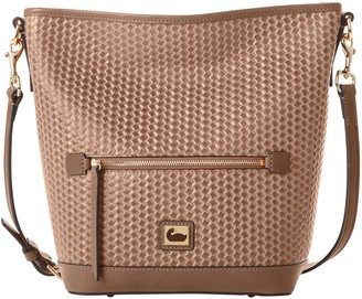 Dooney & Bourke Camden Woven Small Hobo Crossbody