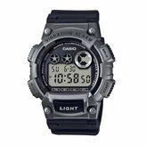 Casio Mens Black Strap Watch-W735h-1a3v