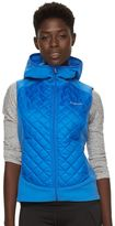 Columbia Women's Warmer Days Fleece Hooded Vest