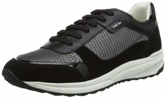 Geox Women's D Airell C Low-Top Sneakers