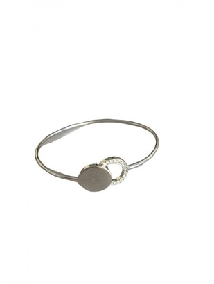 Dinh Van Double Sens Grey White gold Bracelets