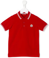 Moncler classic polo shirt - kids - Cotton - 5 yrs