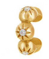 Logan Hollowell - New! Star Set Diamond Ear Cuff 5943006403