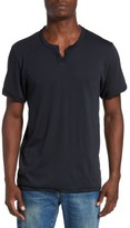Alternative Men's Notched Neck Organic Cotton T-Shirt