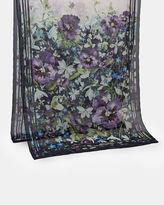 Ted Baker Entangled Enchantment long scarf