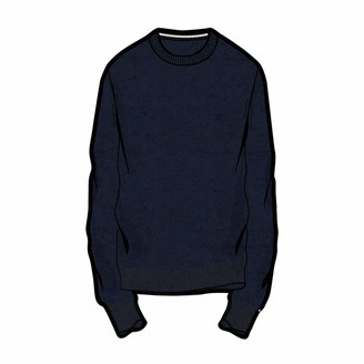 Hackett London Men's Lambswool V Neck Sweater