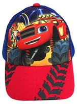 Cars Toddler Boys' Blaze and the Monster Machines Baseball Hat Navy