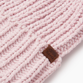 Roots Chenille Pom Pom Toque