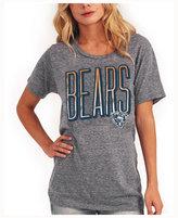 Junk Food Clothing Women's Chicago Bears Big Draw T-Shirt