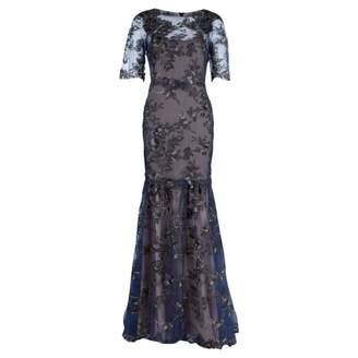 Marchesa Purple Cotton Dresses